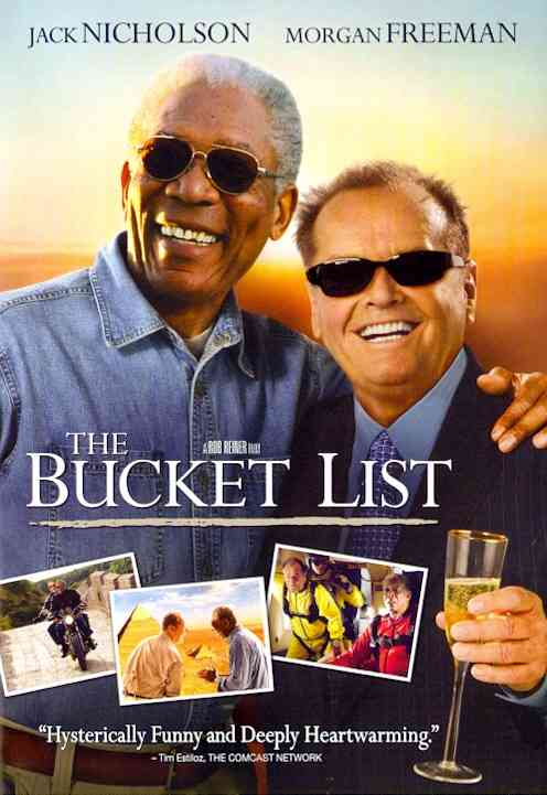 BUCKET LIST BY NICHOLSON,JACK (DVD)